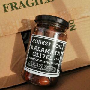 Olívabogyó kiváló minőségben