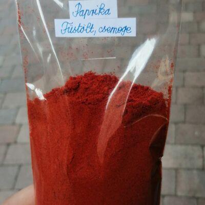Füstölt csemege paprika, 50g