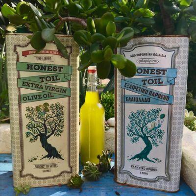 termelői oliva olaj